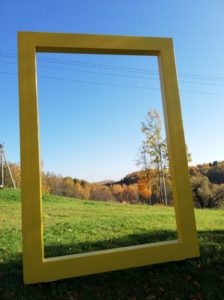 National Geographic kollane ruut Lüllemäel